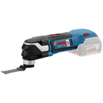Akumulatora vibrozāģis Bosch GOP 18V-28 Professional L-Boxx