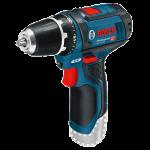 Akumulatora urbjmašīna-skrūvgriezis Bosch GSR 12V-15 Professional