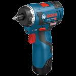 Akumulatora skrūvgriezis Bosch GSR 12V-20 HX Professional 2 x 2.0 Ah, L-Boxx