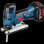 Akumulatora figūrzāģis Bosch GST 18 V-LI S Professional L-Boxx