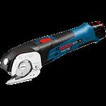 Akumulatora universālās šķēres Bosch GUS 12V-300 Professional 2 x 2.0 Ah, L-Boxx
