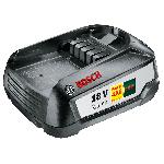Akumulators Bosch PBA 18V 2.5Ah W-B