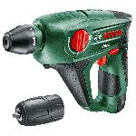 Akumulatora perforators Bosch Uneo 1 x 2.5 Ah