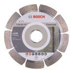 Dimanta ripa Bosch Standard for Concrete, BPE 125x22.23 mm