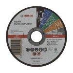Griešanas disks Bosch Rapido MultiConstruction  ACS 60 V BF 125x22.23 mm