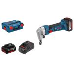 Akumulatora izcirtējs Bosch GNA 18V-16 Professional 2 x 5.0 Ah, L-Boxx