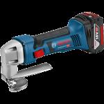 Akumulatora metāla šķēres Bosch GSC 18V-16 Professional 2 x 5.0 Ah, L-Boxx