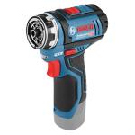 Akumulatora urbjmašīna-skrūvgriezis Bosch GSR 12V-15 FC Professional