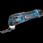 Akumulatora vibrozāģis Bosch GOP 12V-28 Professional 2 x 3.0 Ah, L-Boxx, ACC