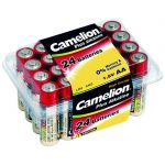 Baterijas Camelion AA B24 1.5V Alkaline