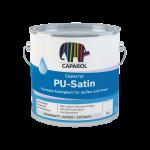 Krāsa Caparol Capacryl PU-Satin BM 2.4L