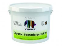 Dekoratīvais apmetums CAPAROL Capatect-Fassadenputz R20 25 kg