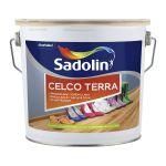 Grīdas laka Sadolin Celco Terra 20 10 L pusmatēta
