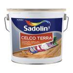 Grīdas laka Sadolin Celco Terra 45 2.5 L pusspīdīga