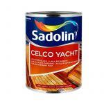Laka ārdarbiem Sadolin Celco Yacht 90 1 L spīdīga