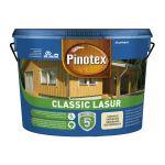 Lazūra Pinotex Classic Lasur 10 L bezkrāsaina