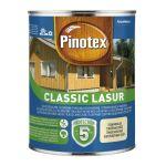 Lazūra Pinotex Classic Lasur 1 L purene