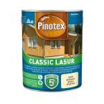 Lazūra Pinotex Classic Lasur 3 L riekstkoks