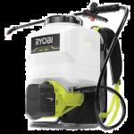 Akumulatora smidzinātājs Ryobi, 18V RY18BPSA-0.