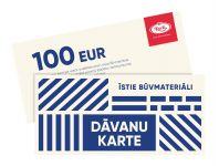 Dāvanu karte BN Kurši 100 EUR