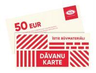 Dāvanu karte BN Kurši 50 EUR