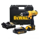 Akumulatora urbjmašīna-skrūvgriezis DeWalt DCD734C2-QW 14.4V 1.3Ah