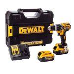 Akumulatora triecienurbjmašīna DeWalt DCD796P2-QW 18V 2.0Ah