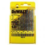 Metāla urbju komplekts DeWalt HSS-R DT5912-QZ 1.5 - 6.5 mm