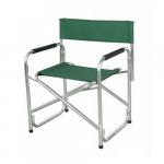 Kempinga krēsls 57x49x78 cm, Haki zaļš