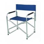 Kempinga krēsls 57x49x78 cm, Zils