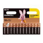 Baterijas Duracell AA, MN 1500 12BB