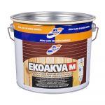 Ūdenī šķīstoša akrila laka RILAK EKOAKVA M Pusmatēta EC-bāze 2.7L