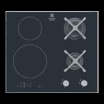 Kombinētā plīts virsma Electrolux EGD6576NOK