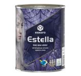 Krāsa sienām un griestiem Eskaro Estella vienai kārtai A-bāze 0.9L