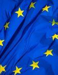 Eiropas savienības karogs uz kāta,100x150cm