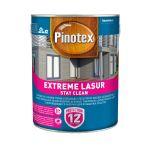 Pašattīrošā lazūra Pinotex Extreme Lasur 3 L balta