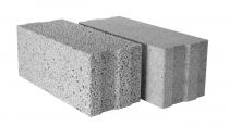 Keramzīta bloks ar gropes savienojumu Fibo EFEKT 3MPa 200x185x480 mm