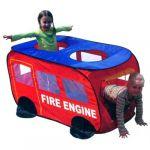 Bērnu telts Fire Engine Tent