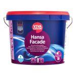 Krāsa mūra un apmestām fasādēm Vivacolor Hansa Facade Pilnīgi matēta LA-bāze 2.7L