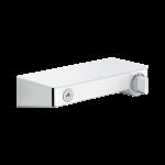 Dušas termostats ShowerTablet Select 300, balts/hroms