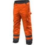 Darba bikses ar siltinājumu Neo Tools, oranža, izmērs XL