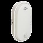 Gaismeklis BRENNENSTUHL LED OL ovāls ar PIR sensoru 1600lm, balts, IP54 1270780110