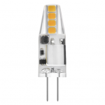 Spuldze Leduro LED G4-21021, 1.5W, 100lm, 300, 2700K, 11x37mm