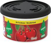Gaisa atsvaidzinātājs Wunderbaum LITTLE TREES Fiber Can Cherry