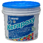 Divkomponentu epoksīda bāzes šuvotājs Mapei Kerapoxy  113