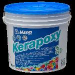 Divkomponentu epoksīda bāzes šuvotājs Mapei Kerapoxy 132