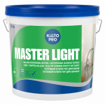 Tapešu līme Kiilto Master Light 15L