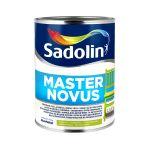 Krāsa Sadolin Master Novus 15 BW 1 L pusmatēta