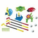 Mini golfa komplekts bērniem