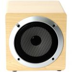 Skaļrunis Omega 44155 Bluetooth  V4.2 Wooden OG61W